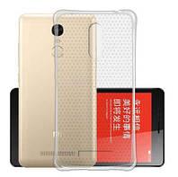 Чехол бампер силиконовый допзащита Xiaomi Redmi Note 3