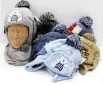 Шапка для мальчика+ шарф