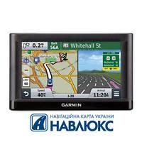 GPS-навигатор Nuvi 55. Диагональ дисплея - 5