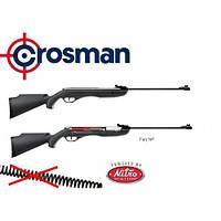 Пневматическая винтовка, crosman fury. Винтовка Crosman Fury NP, фибероптические нити, газовая пружина