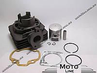 Цилиндро-поршневая группа на скутер 2т Suzuki Addres/Sepia 50cc D=41mm TATA