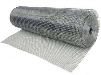 Сетка сварная штукатурная Ремис с ячейкой 12 x 12 мм (0,7 мм)