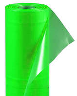 Пленка тепличная зелёная, стабилизация 24мес., 100мкм, рукав 1,5х2, рулон 100м