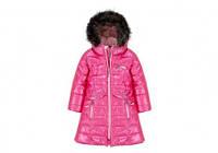 Зимнее пальто для девочки Deux par Deux P 920, цвет 647. Коллекция 2016!