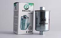 Фильтр топливный Ваз 2110 2111 2112 ZOLLEX старый образец на гайках (Z-004)
