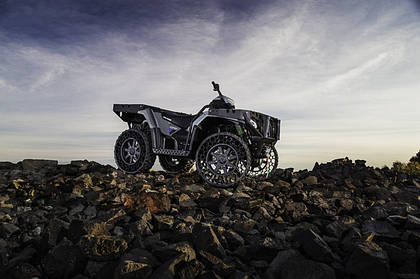 Polaris починає продавати військові ATV цивільним особам