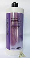 Brelil Numero разглаживающий шампунь для волос с маслом авокадо 1л