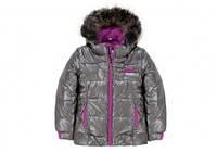 Зимняя куртка для девочки Deux par Deux P 820 цвет 964. Коллекция 2016!