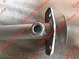 Труба каталізатора Заз 1102 1103 славута таврія інжектор під датчик, фото 2