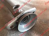 Труба каталізатора Заз 1102 1103 славута таврія інжектор під датчик, фото 3
