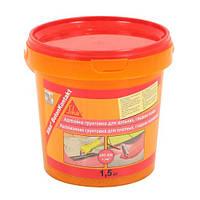 Грунтовка гладких поверхностей Sika® BetonKontakt 1,5 кг