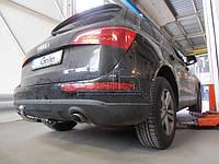 Фаркоп Audi Q5 2008- оцинкованный Galia