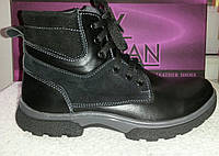 Детские кожаные зимние ботинки Jordan размер 37 и 38