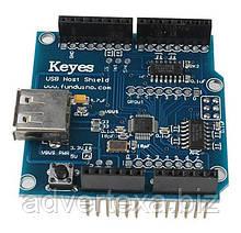 USB Host Shield 2.0 плата для Arduino ADK Android