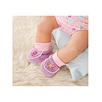 Обувь для куклы мягкие сапожки Baby Born Zapf Creation 819494R