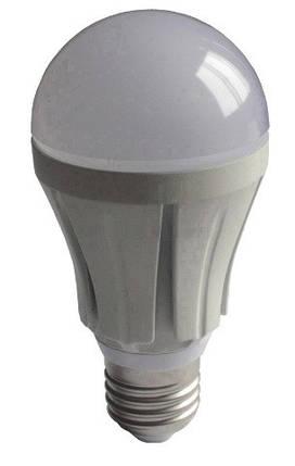 Светодиодная лампа Lemanso LM284 A60 E27 15W 4500K Код.57276, фото 2
