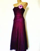 Платье вечернее миди B.SMART(США), р38//44