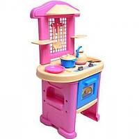 Детская розовая кухня Технок 4!