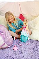 "Barbie Dreamtopia Endless Hair Kingdom 17"" Doll - Blonde Барби сказочные волосы блондинка 43 см"