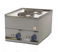 Плита электрическая Kogast ES 40 2-х конфорочная