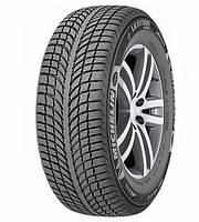 Зимние шины Michelin Latitude Alpin LA2 235/65 R19 109V XL