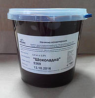 Начинка Шоколадная - 1 кг, наполнитель, а-ля НУТЕЛЛА