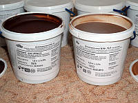 Масса ДЕСЕРТНЫЙ - черный шоколад - 1 кг (фонтан, массаж)