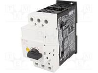 Автомат защиты двигателей 3-полюс.,управление ручн PKZM4-25 Eaton