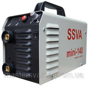 Сварочный инверторный аппарат SSVA mini 140