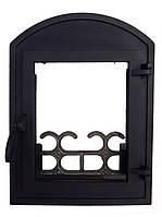 Каминная дверца - VVK 35 х 46 см/26х32см 2