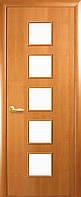 Двери межкомнатные Новый стиль Фора ольха 3d ПО
