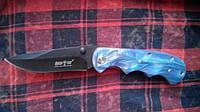 Нож складной 00607 Хамелеон для рыбалки, охоты и туризма
