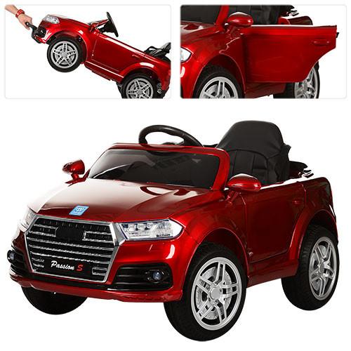 Детский электромобиль джип Bambi M 3179EBLRS-3