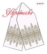 Заготовка рушника для иконы №022