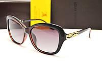 Женские солнцезащитные очки Louis Vuitton 6111 цвет бордовый