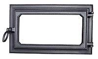 Чугунная дверца печная - VVK 50.5 х 30.5 см/ 43х23см