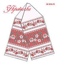 Заготовка рушника для иконы (узкий) №018