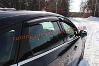 Дефлекторы боковых окон Sim для Ford Focus III Седан Хетчбек 2011-14