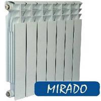 Биметаллический радиатор отопления MIRADO 500/96  (Украина)