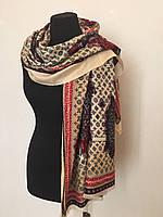Женский брендовый шарф