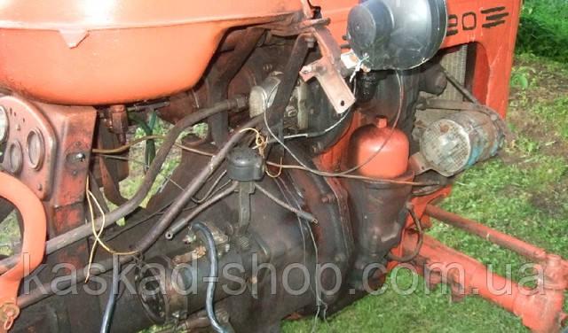 Стартер СТ-201 для трактора ДТ-20