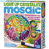 Мозаика светящаяся кристаллическая