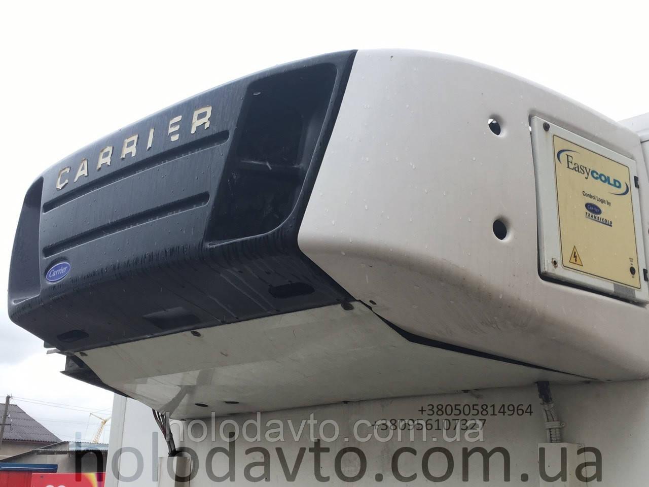 Холодильная установка Carrier Supra 850 - Транспортное Холодильное Оборудование - holodavto.com.ua в Черновцах