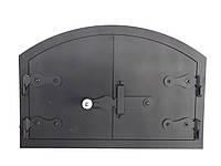 Дверки для хлебной печи (60 х 40)см (53 х 33 см)