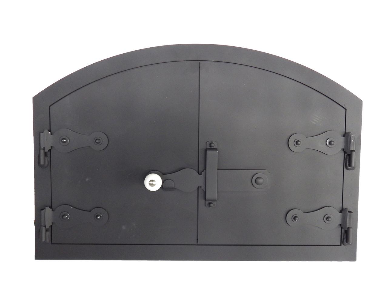 Дверки для хлебной печи (60 х 40)см (53 х 33 см) - Ваш Комин в Ужгороде