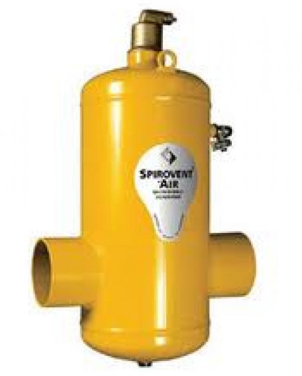Сепаратор воздуха (сталь) Spirovent Air  , SPIROTECH (Нидерланды)