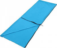 Комфортный спальник KingCamp Spring (KS3102) Blue, синий