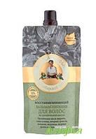 Восстанавливающий бальзам-питание для волос Банька Агафьи 100 мл. RBA /89-6 N