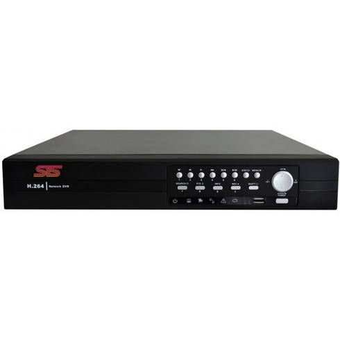 Видеорегистратор STS-VR 808 IP Pro