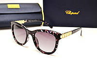 Женские солнцезащитные очки Chopard  6101 цветная оправа